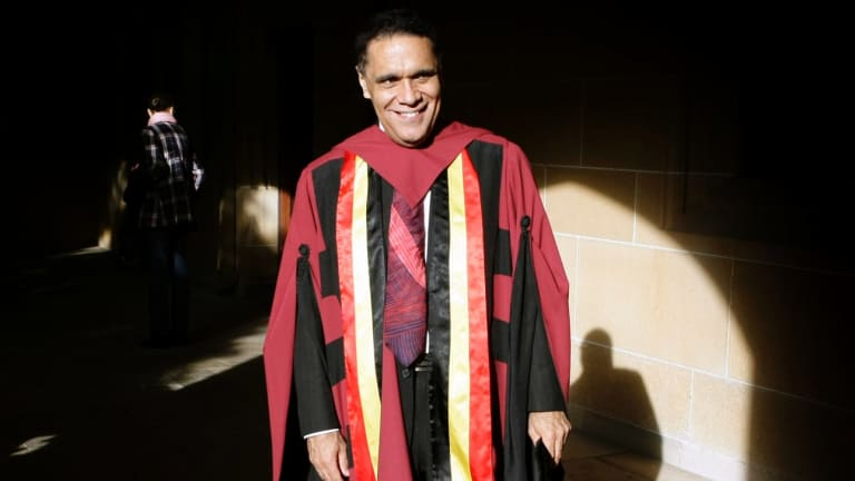 Shane Houston was the inaugural deputy vice-chancellor (Indigenous strategy and services) at the University of Sydney.