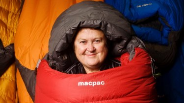 Macpac's big ambitions: Jan Cameron retained a small stake in Macpac when it sold to private equity in December 2015.