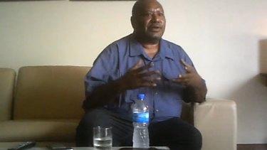Corrupt funds can be transferred in 'dribs and drabs': Papua New Guinea lawyer Harvey Maladina.