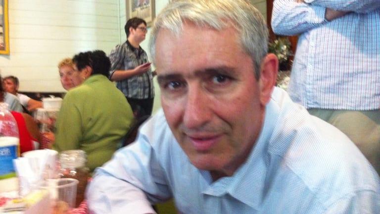 "Bernard Holland believes ""cluster fencing"" can return sheep to western Queensland."