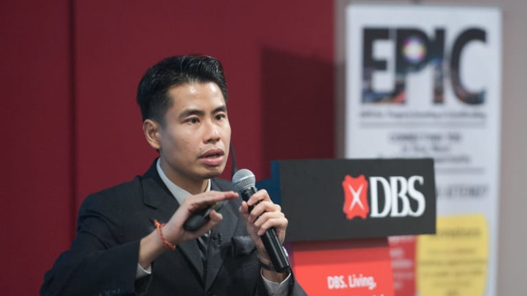 CoAsset cofounder and chief executive Getty Goh ... 'Crowdfunding was always going to disrupt real estate.'