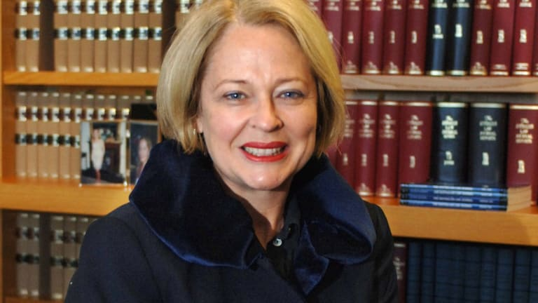 """Outgoing judge Margaret McMurdo has warned """"there may be future attacks"""" on the judiciary."""