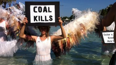 The Climate Guardians urge G20 leaders to turn their backs on fossil fuels.