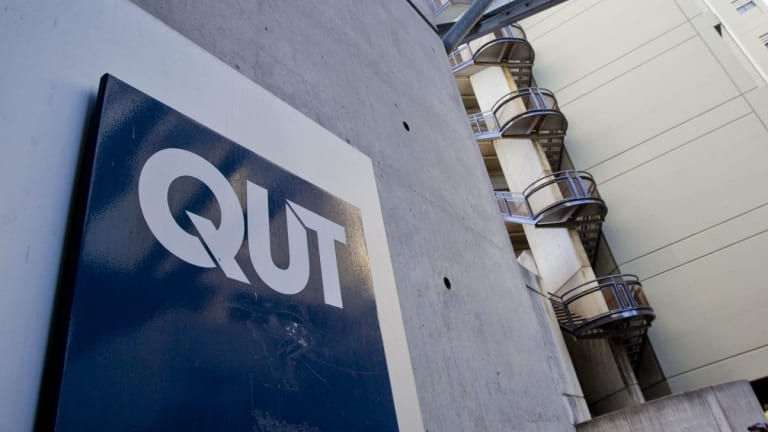 QUT has been criticised for its handling of the case.