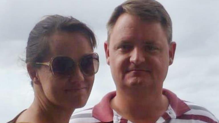 Maria Lutz and Fernando Manrique.