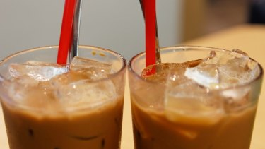 Travellers are warned not to drink iced drinks in South-East Asia
