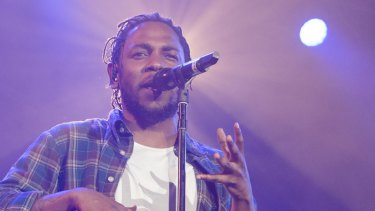 Kendrick Lamar's song <i>Humble</i> is No.1 in the 2018 Hottest 100.