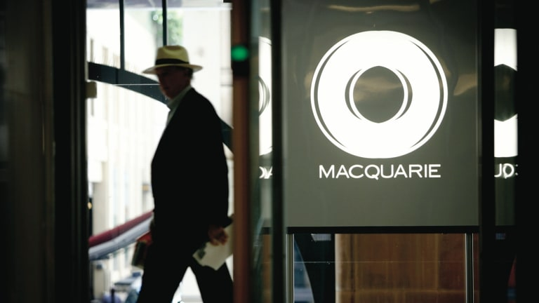 Macquarie to face penalties over van eyk fund macquarie bank is causing alarm in britain over its proposed takeover of the uks green investment malvernweather Choice Image