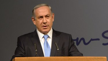 Israeli Prime Minister Benjamin Netanyahu provoked controversy with his comments on the Holocaust.
