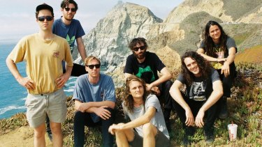 Multiple ARIA Award nominees, King Gizzard & The Lizard Wizard.