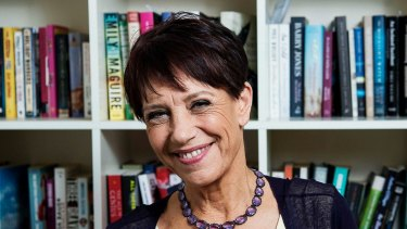 Jennifer Byrne, host of ABC program The Book Club.