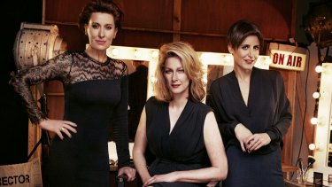 How the ABC's female journalists are changing the newsroom