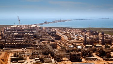 Gorgon is the single-biggest resources project in the nation's history.