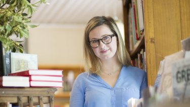 Hannah Kent, of Adelaide, author of the bestselling debut novel, Burial Rites.