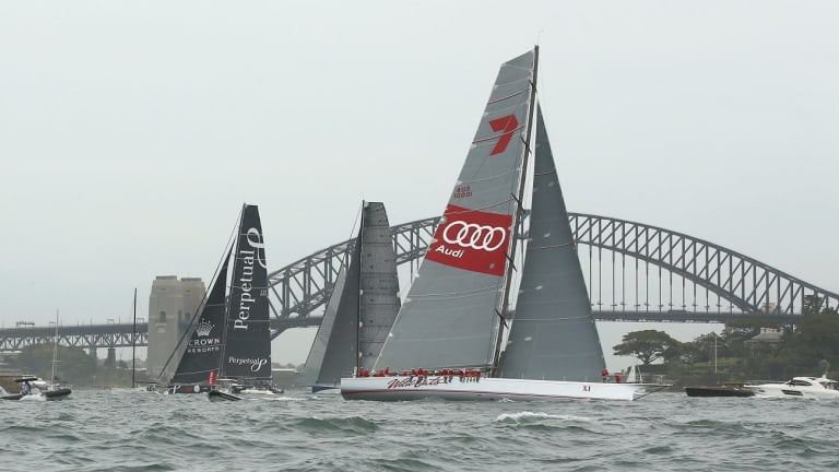 Wild Oats Xi Build Cost
