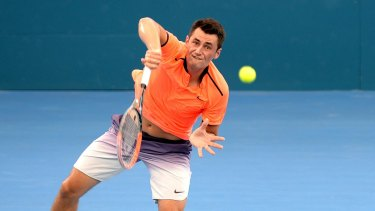 Bernard Tomic plans to take advantage of his opportunities.