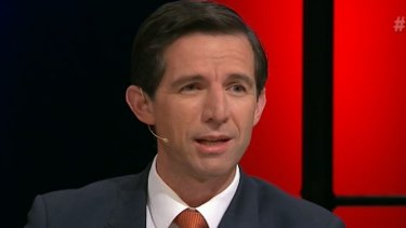 Education Minister Simon Birmingham is working on a new schools funding model to take effect from next year