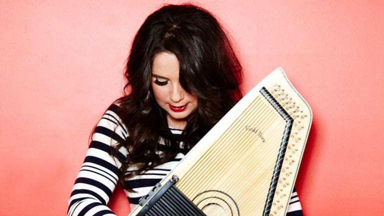 Ivona Rose and her autoharp work their way into your marrow.