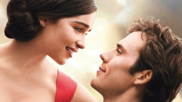 The trailer for <i>Me Before You</I> and subsequent film release helped lift the novel by JoJo Moyes to No.1 on the bestseller list.