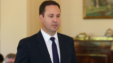 "Australia's Trade Minister Steve Ciobo pushed to ""launch a process to assess options"" to bring the TPP into force."