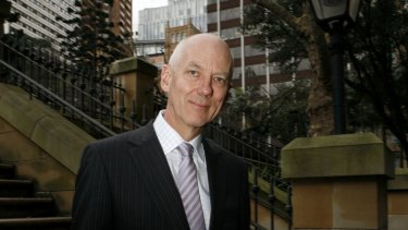 Primary Health Care's new CEO Malcolm Parmenter,