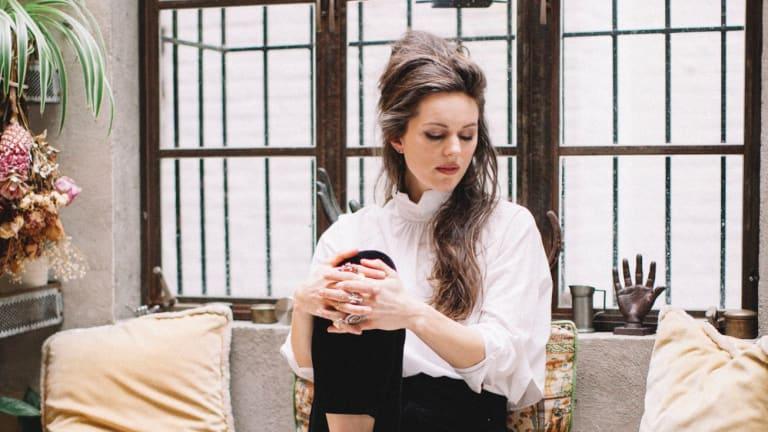 Olivia Chaney: songs as light as gossamer.