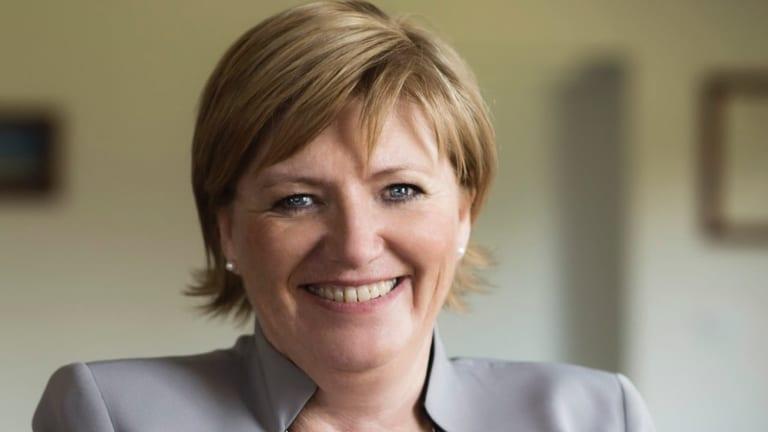 Susan Middlebrook, principal of Tara Anglican School for Girls.