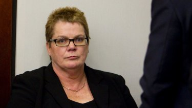 Queensland Rail chief executive Helen Gluer resigned on Thursday, along with her chairman Michael Klug.