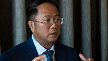 Xiangmo Huang is a prolific political donor and his $1.8 donation founded the Australia-China Relations Institute.