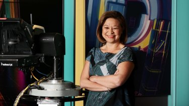 Michelle Guthrie, new CEO of the ABC.
