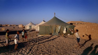 Resources are a key factor in the Saharawi campaign for sovereignty for Western Sahara.