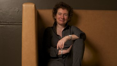 """Jeanette Winterson told the Australian book industry to """"fight with every breath"""" the proposed changes to copyright."""
