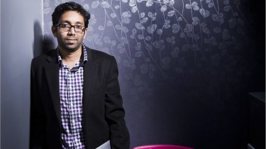 Shammika Munugoda started working on his business idea eight years ago while studying computer science.
