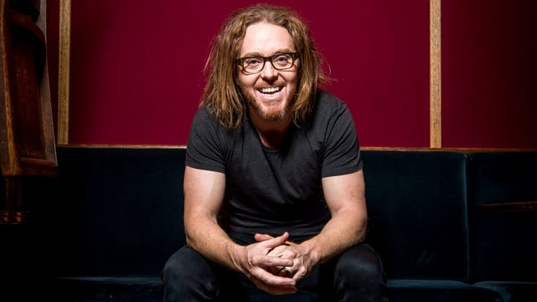 Reasons to be happy: Tim Minchin.