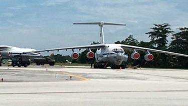 Two Russian strategic bombers and two aircraft made a flight from Amur region to the Biak airfield in Indonesia in early December.