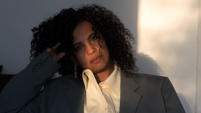 """Neneh Cherry holds on to the mantra, """"blessed are those who struggle""""."""