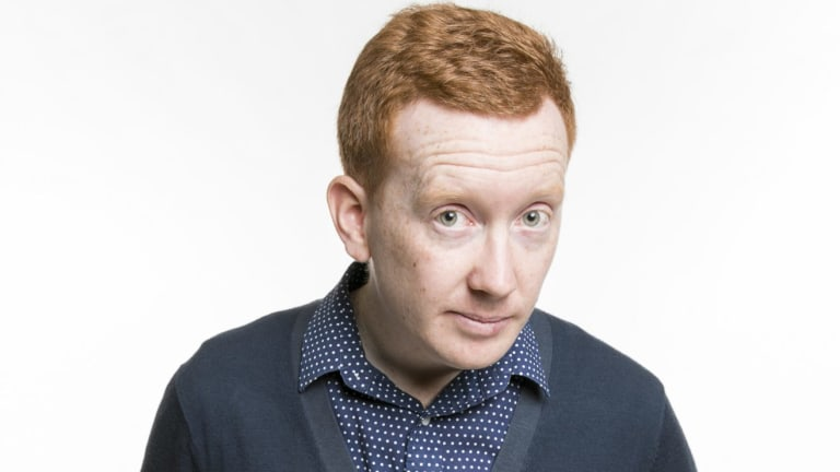 Comedian Luke McGregor will perform at ChilOut.