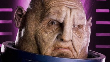 Many pop culture extra-terrestrials, including the Sontarans from <i>Dr Who</i>, are assumed to have similar life structures to Earth's life forms.