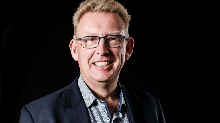 Liberal MLA Mark Parton is a critic of a government proposal to ban eftpos cash withdrawals in ACT clubs.
