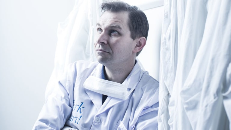 Scientist David Sinclair is confident anti-ageing research will revolutionise medicine and healthcare.