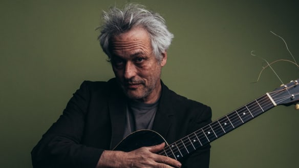 Marc Ribot, the world's go-to guitarist goes into battle