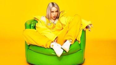 Billie Eilish: exploring genre-bending pop at 17.