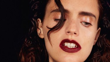 Anna Calvi: an individualist spark that's both androgynous and Gothic.