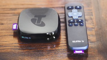 Hands on: Telstra TV