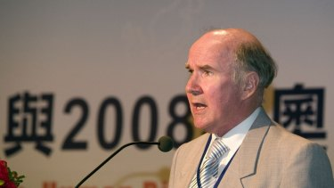 Peter Westmore is the chairman of the National Civic Council of Australia, which opposes gay marriage.
