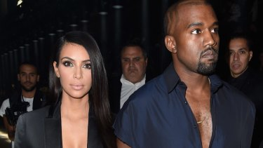 Kim Kardashian and husband Kanye West: A match made in collaboration heaven.