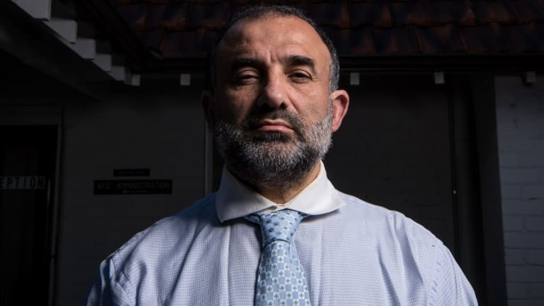 Keysar Trad, the former president of the Australian Federation of Islamic Councils, compared gay love to incest.