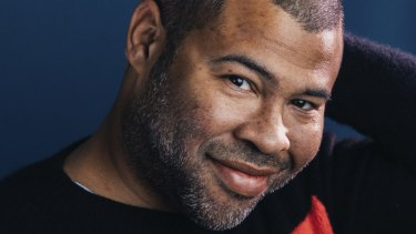 "Jordan Peele: ""Part of being human is that there is a demon in our DNA."""