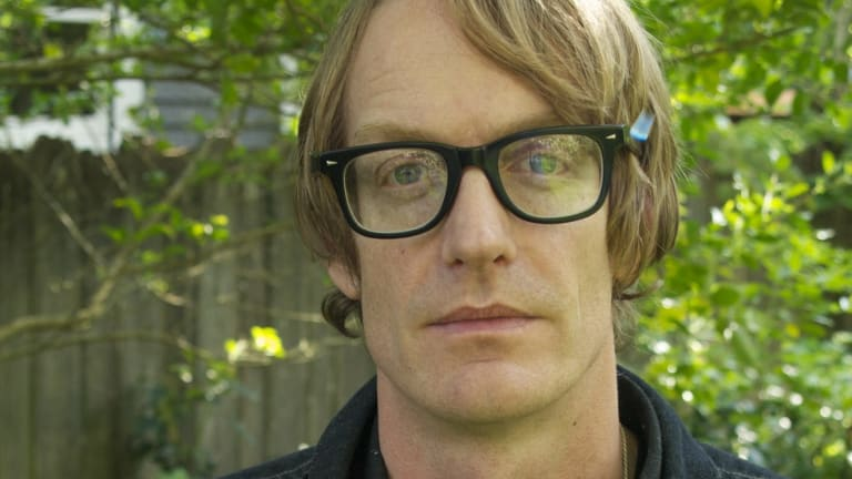 Patrick deWitt describes his relationship with his cast of characters as similar to 'real world socialising'.