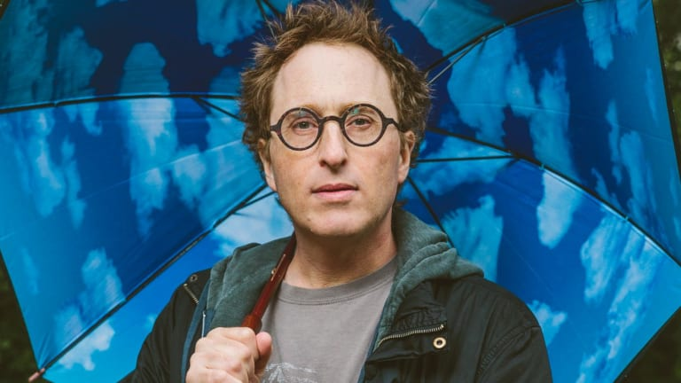 """""""For me, there wasn't much difference between being on a porn set and backstage at the theatre,"""" Jon Ronson says."""